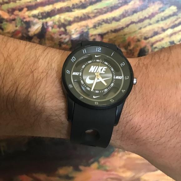Nwot Analog Wrist Watch Silicone Band